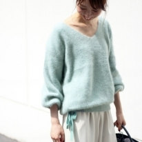 AIRLY FUR KNITシリーズ☆