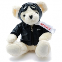 AIR RACE PILOT BEAR
