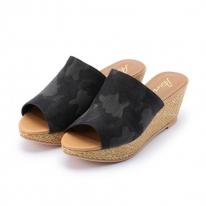Wedge sole sandal