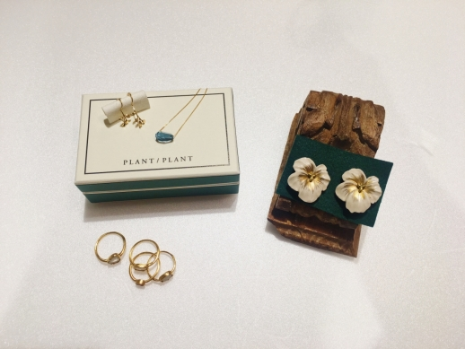 PLANT/PLANT Fall & Winter Jewelry Fair 2019 開催中