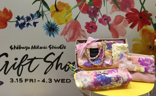 gift show開催中☆新生活を始める方へのプレゼントに♪