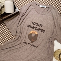 ♡ HOMME  NIGHT MUNCHIESシリーズ ♡