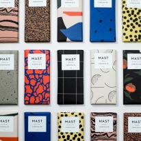 <プチギフトに!>mast brothers chocolate